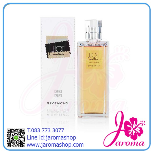 Givenchy Hot Couture Eau de Perfume for Women 100 ml.